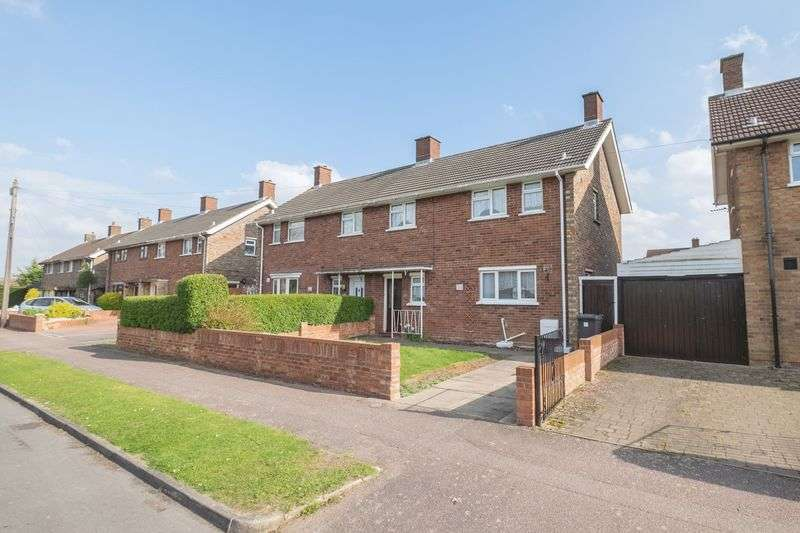 3 Bedrooms Property for sale in Woodcote, Putnoe, Bedford