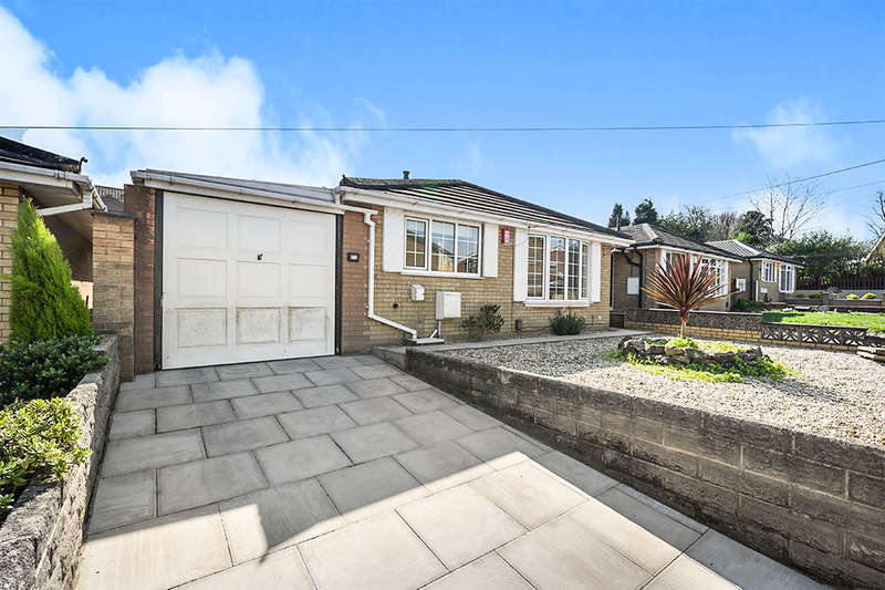 2 Bedrooms Detached Bungalow for sale in Jervison Street, Adderley Green, Stoke-On-Trent, ST3