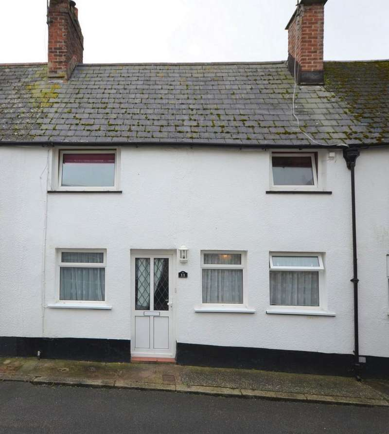 3 Bedrooms House for sale in Stockton Road, Dawlish, EX7