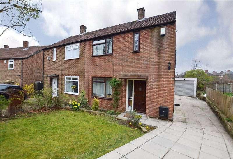 2 Bedrooms Semi Detached House for sale in Spen Green, Leeds, West Yorkshire
