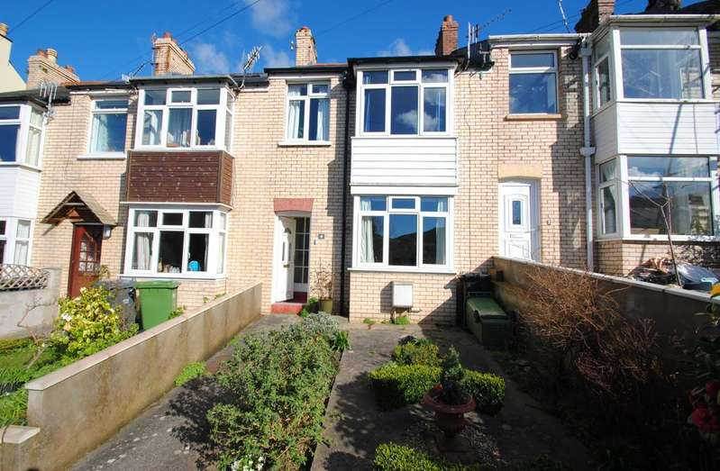 3 Bedrooms Terraced House for sale in Western Terrace, Ilfracombe