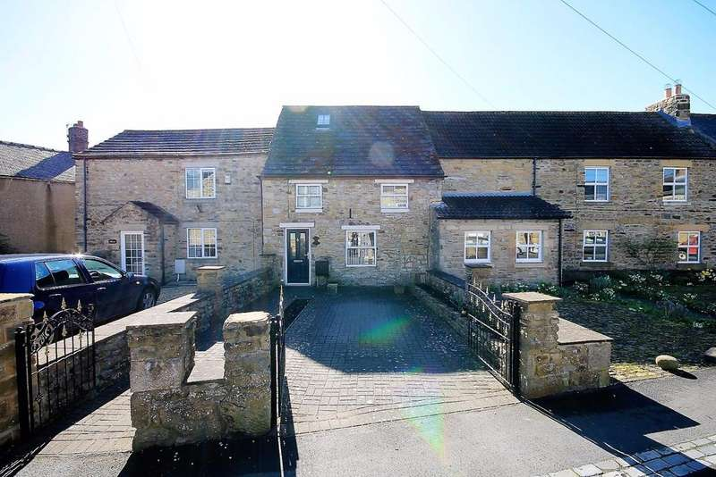 4 Bedrooms Terraced House for sale in Meadhope Street Wolsingham, Bishop Auckland
