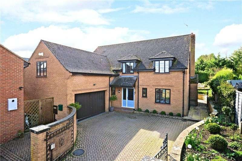 5 Bedrooms Detached House for sale in Bakers Lane, Stoke Bruerne, Towcester, Northamptonshire