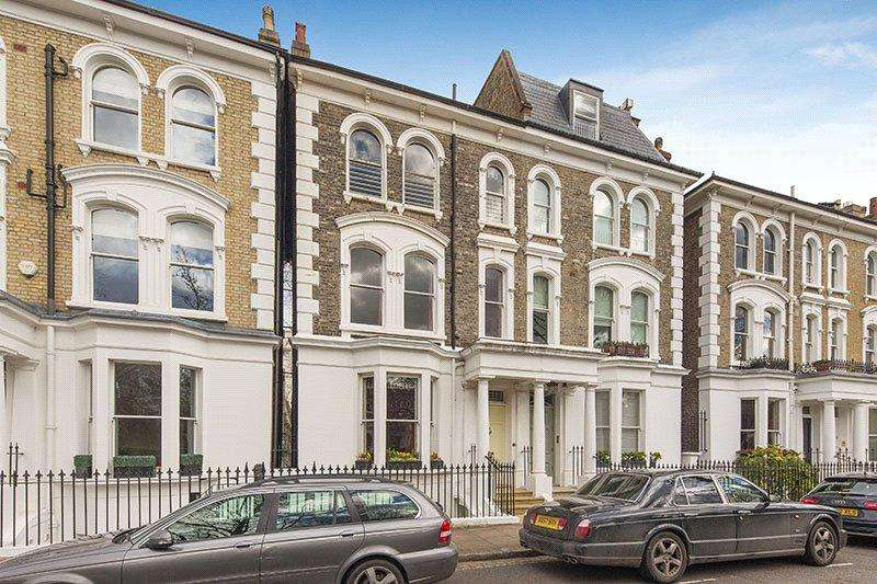 5 Bedrooms Terraced House for sale in Carlyle Square, Chelsea, London, SW3