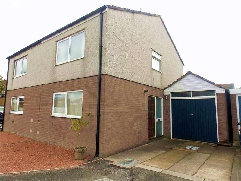 2 Bedrooms Semi Detached House for sale in Lansdowne Crescent, Carlisle
