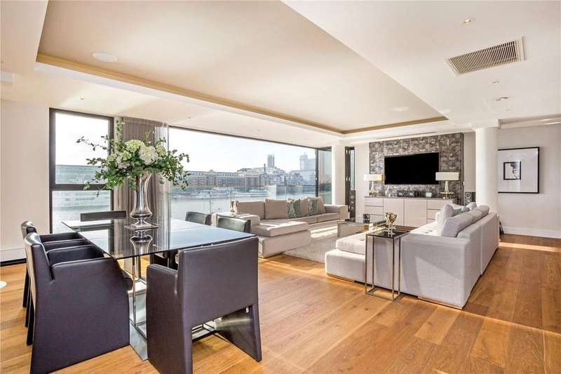 2 Bedrooms Flat for sale in St. Katharines Way, London, E1W