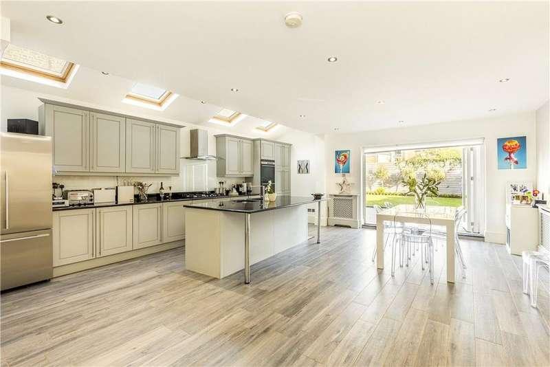 4 Bedrooms Semi Detached House for sale in Woodwarde Road, East Dulwich, London, SE22
