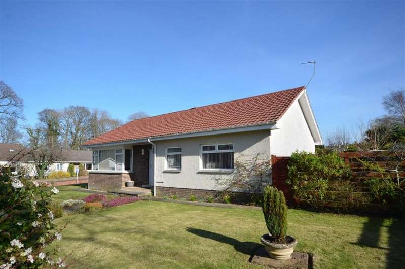 3 Bedrooms Detached Bungalow for sale in 28 Broadwood Park, Alloway, KA7 4UR