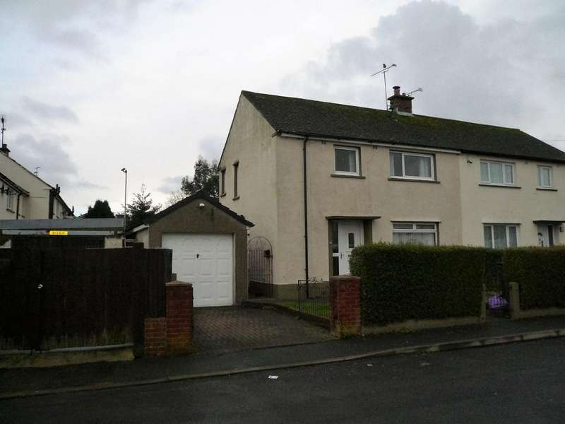 3 Bedrooms Semi Detached House for sale in Mosser Avenue, Cockermouth