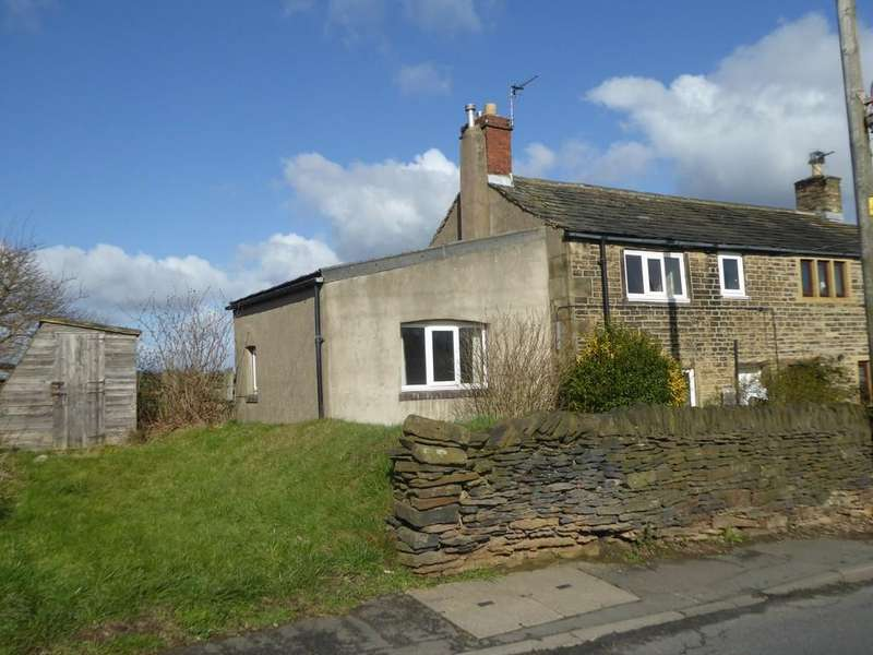 2 Bedrooms Cottage House for sale in Hopton Hall Lane, MIRFIELD