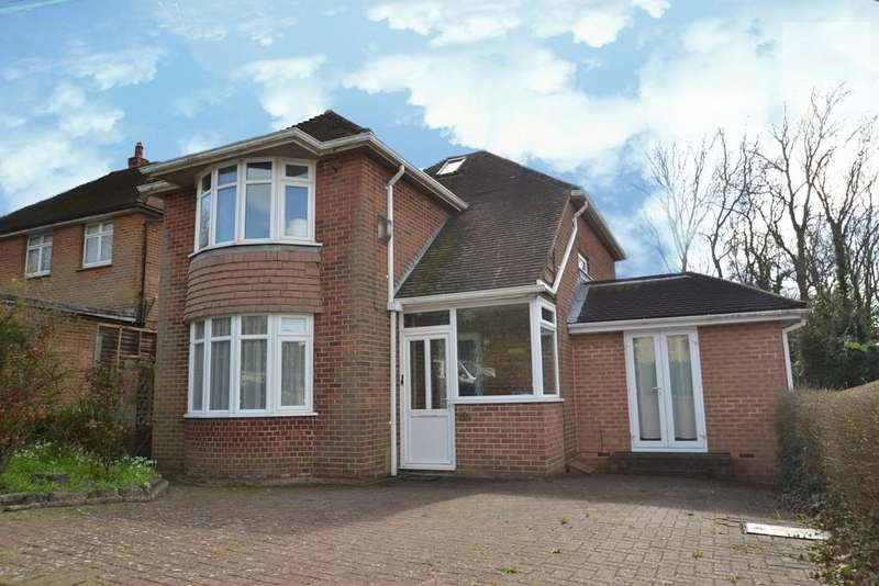 5 Bedrooms Detached House for sale in West Hill Road, Ryde