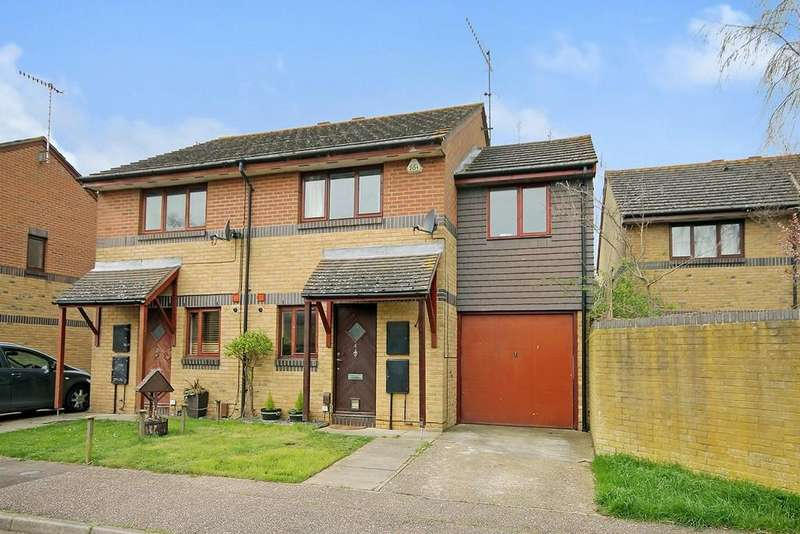 3 Bedrooms Semi Detached House for sale in Rochester Close, Worthing BN13 3RP
