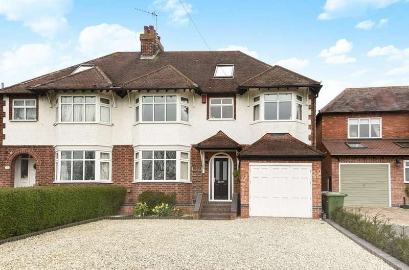 6 Bedrooms Semi Detached House for sale in Luddington Road, Stratford