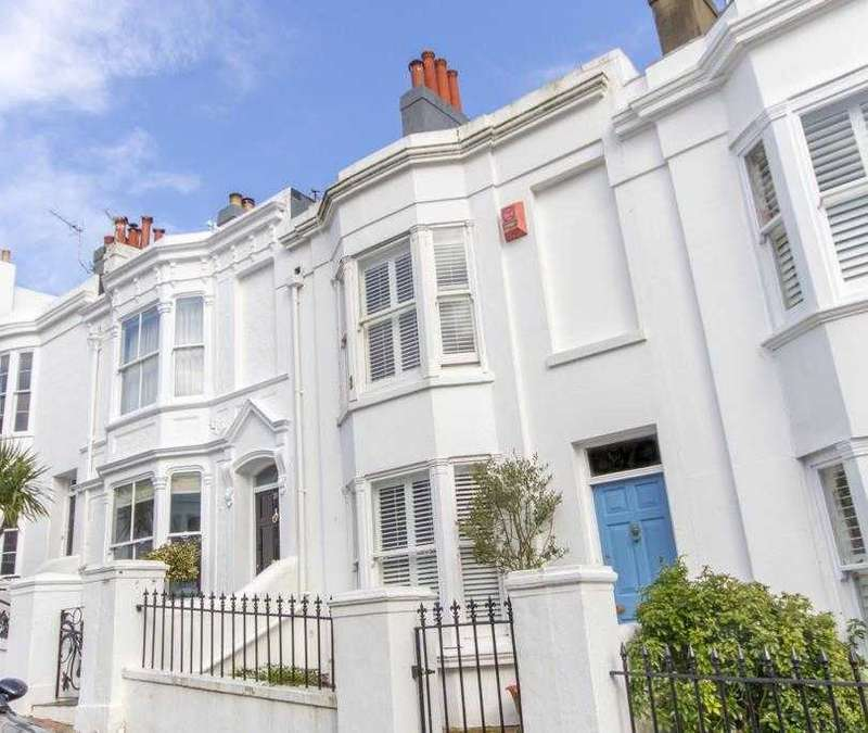 2 Bedrooms House for rent in Victoria Street, Brighton