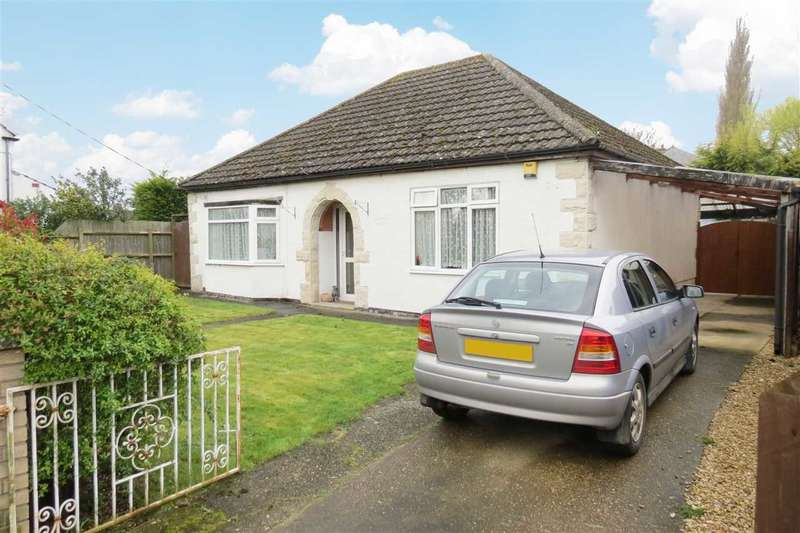3 Bedrooms Detached Bungalow for sale in George Street, Helpringham