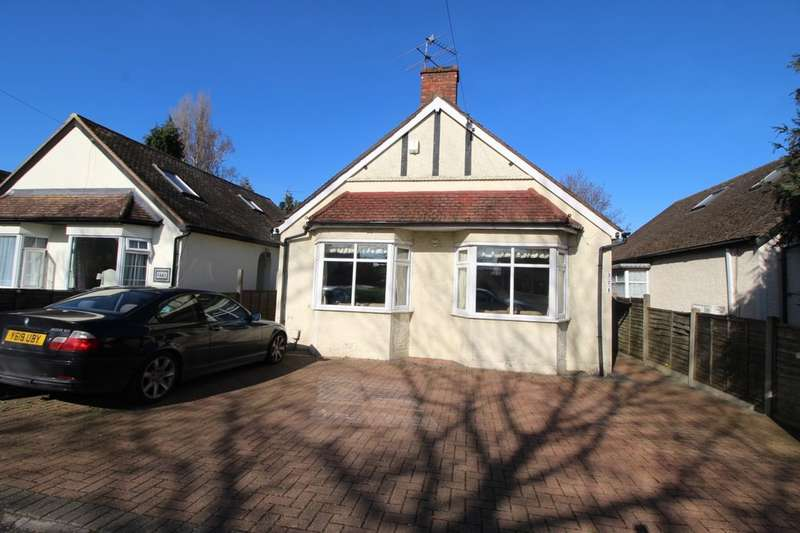 3 Bedrooms Detached Bungalow for sale in Laleham Road, Shepperton, TW17