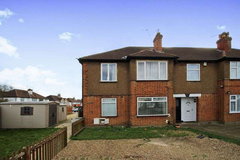 3 Bedrooms Flat for sale in Eastcote Lane, Harrow