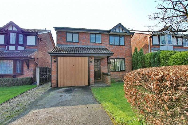 4 Bedrooms Detached House for sale in Church Croft, Unsworth, Bury
