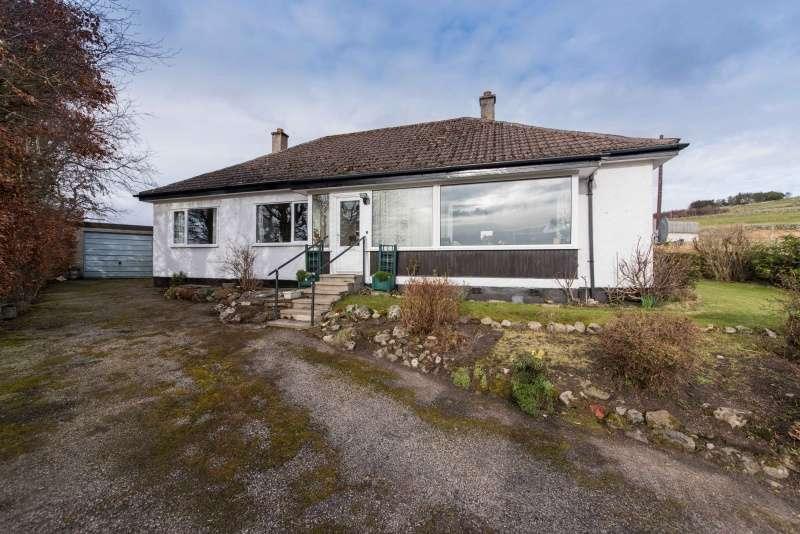 4 Bedrooms Bungalow for sale in , Little Rogart, Rogart, Sutherland, IV28 3XF