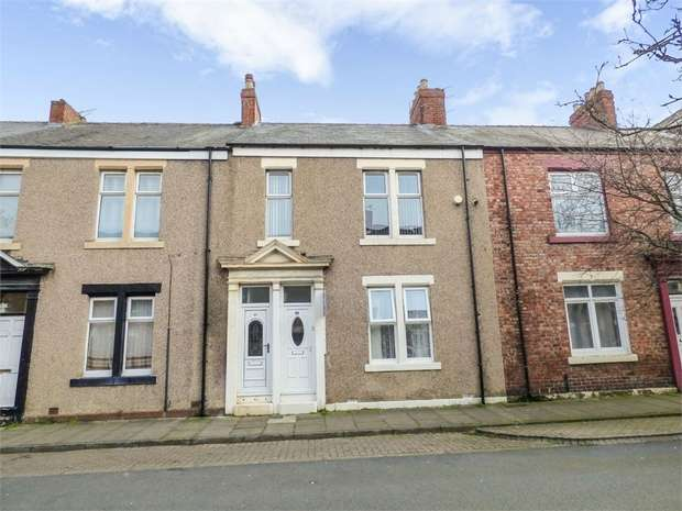 1 Bedroom Flat for sale in Marshall Wallis Road, South Shields, Tyne and Wear