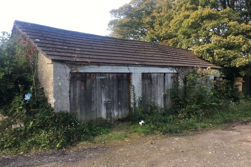 Land Commercial for sale in Garages At Trevu Road, Camborne, TR14