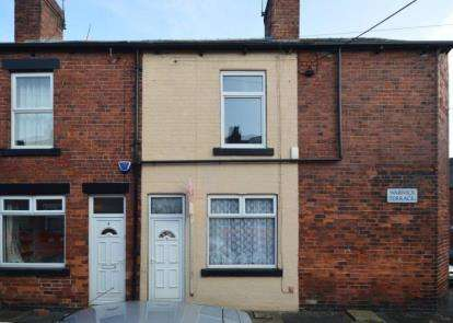 3 Bedrooms End Of Terrace House for sale in Warwick Terrace, Crookes, Sheffield