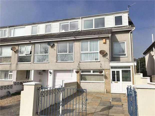 3 Bedrooms End Of Terrace House for sale in West End Avenue, Porthcawl, Mid Glamorgan