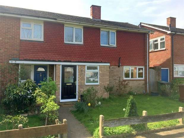 3 Bedrooms Semi Detached House for sale in Nimbus Road, Epsom