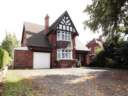4 Bedrooms Detached House for sale in Grantham Road, Radcliffe-On-Trent, Nottingham, Nottinghamshire