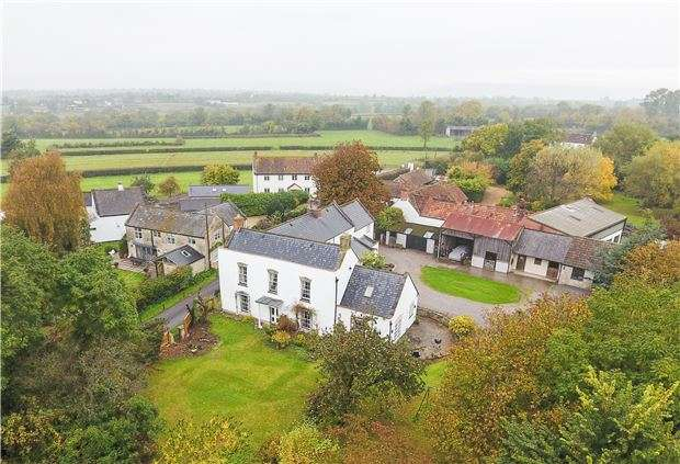 7 Bedrooms Detached House for sale in Stoughton Road, West Stoughton, Wedmore, Somerset BS28