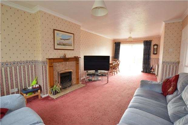 3 Bedrooms Terraced House for sale in Sandhurst, Yate, BRISTOL, BS37 4JQ