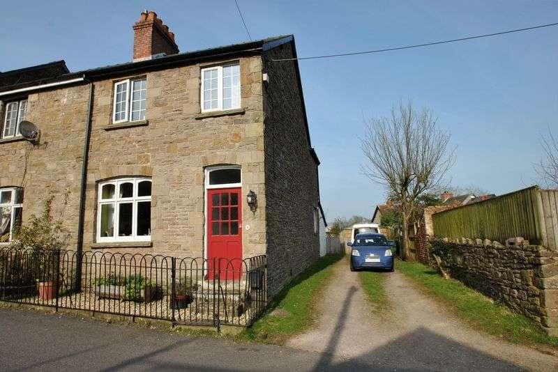 3 Bedrooms Cottage House for sale in BROCKHOLLANDS, NR. LYDNEY, GLOUCESTERSHIRE