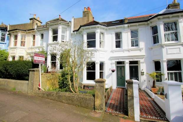 4 Bedrooms Terraced House for sale in Southdown Road Preston Park Brighton
