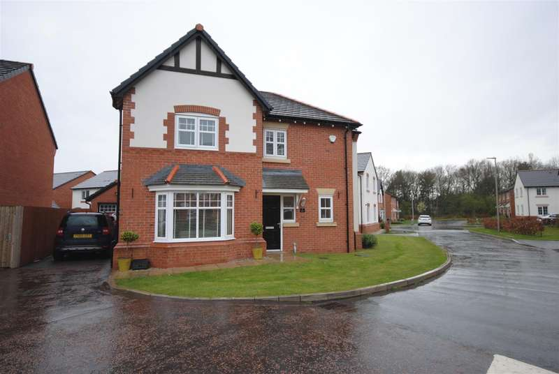 4 Bedrooms Property for sale in Bannister Court, Shevington, Wigan