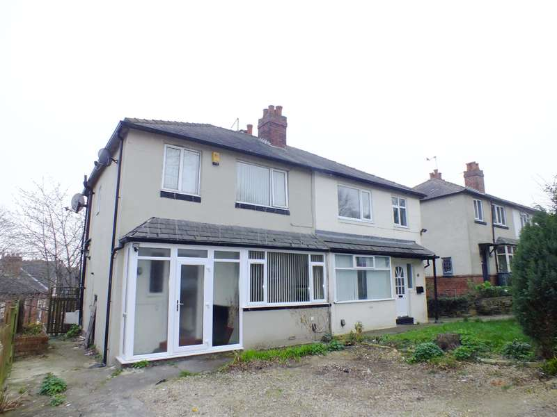 3 Bedrooms Semi Detached House for sale in Mount Pleasant Avenue, Leeds, West Yorkshire, LS8 4EF
