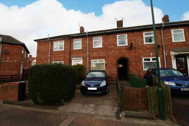 3 Bedrooms Terraced House for sale in The High Road, South Shields, Tyne And Wear, NE34 6QF