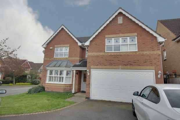 4 Bedrooms Country House Character Property for sale in Squires Way, Derby, Derbyshire, DE23 3XB