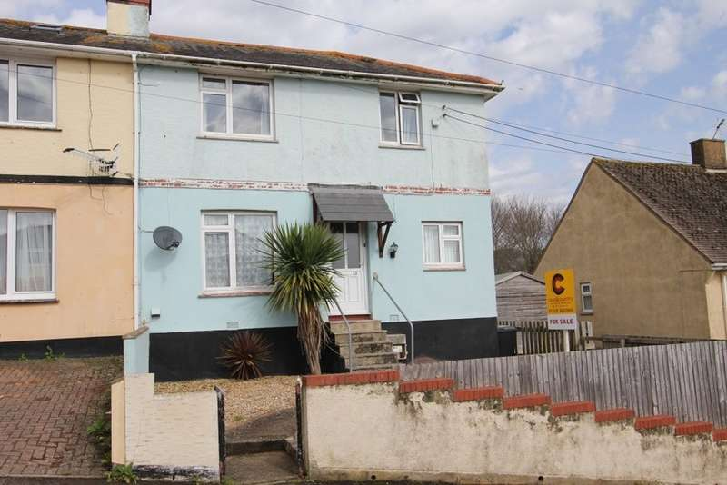 3 Bedrooms Semi Detached House for sale in Hutchings Way, Teignmouth