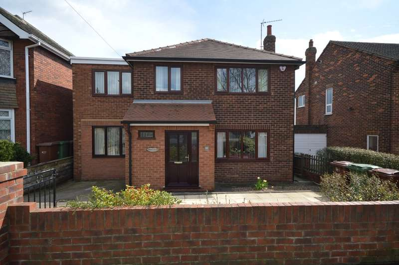 4 Bedrooms Detached House for sale in Horbury Road, Wakefield