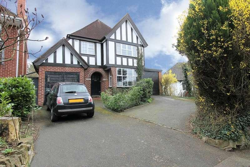 5 Bedrooms Detached House for sale in Stourbridge Road, Hagley, Stourbridge, DY9