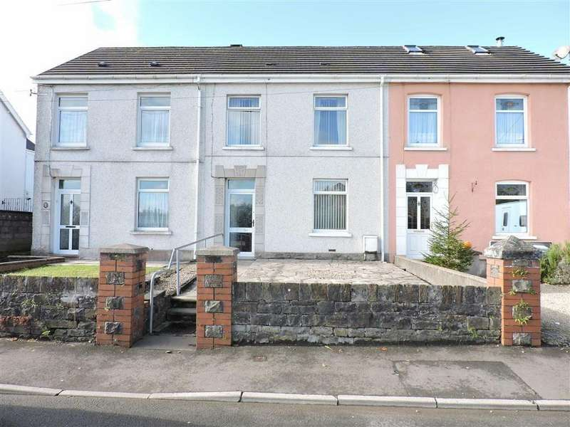 3 Bedrooms Terraced House for sale in Heol Y Parc, Hendy, Pontarddulais
