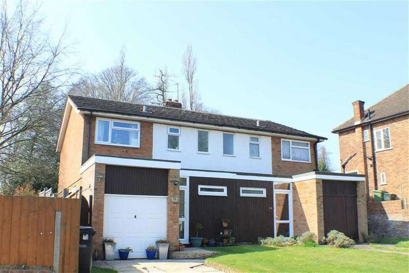 3 Bedrooms Semi Detached House for sale in Skys Wood Road, St Albans, Hertfordshire