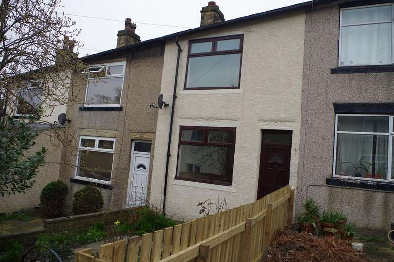 2 Bedrooms Terraced House for sale in Cleveleys Gardens, Sowerby Bridge, Halifax HX6