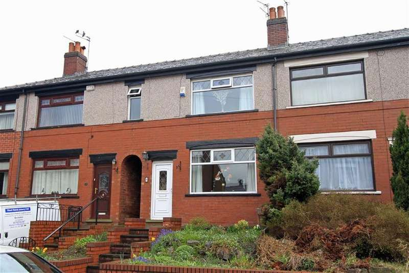 3 Bedrooms Terraced House for sale in 5, Clarendon Street, Buersil, Rochdale, OL16