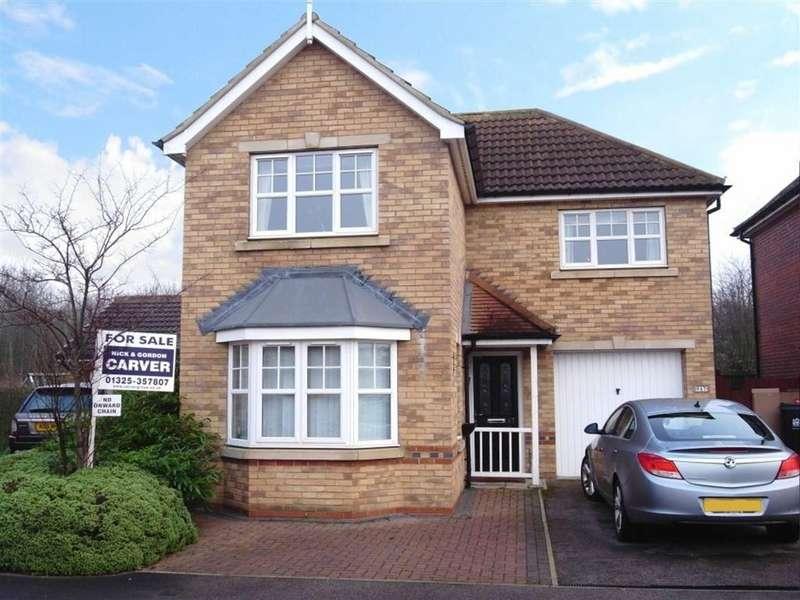 3 Bedrooms Detached House for sale in St Georges Gate, Middleton St George, Darlington