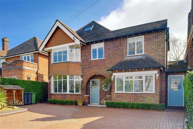 4 Bedrooms Detached House for sale in Leicester Lane, Leamington Spa