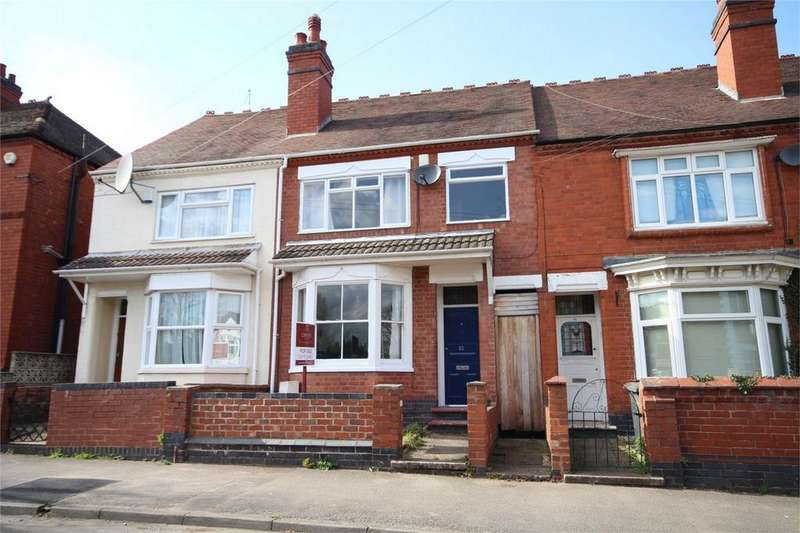 3 Bedrooms Terraced House for sale in Earls Road, NUNEATON, Warwickshire