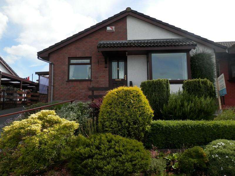 3 Bedrooms Bungalow for sale in Lon Brynawel Llansamlet, Swansea.