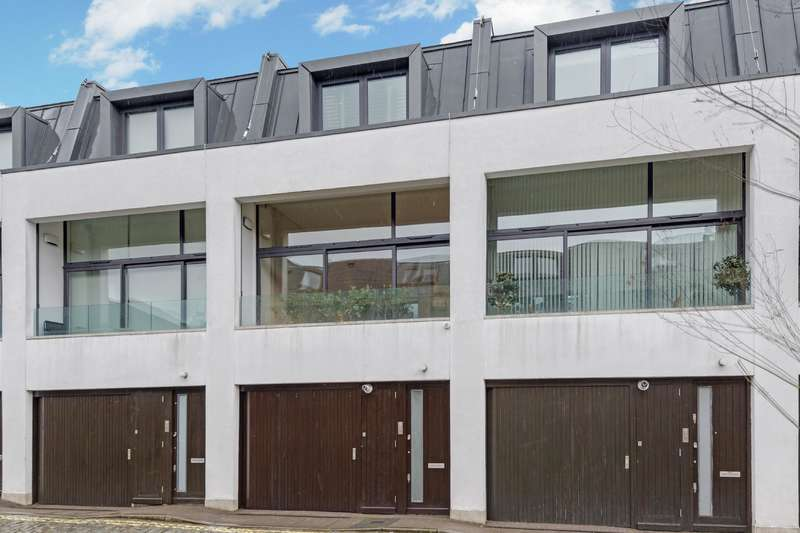 3 Bedrooms Mews House for sale in Shirland Mews, Maida Vale