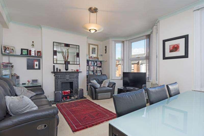 3 Bedrooms Flat for sale in Burrard Road, West Hampstead